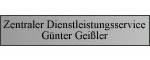 Zentraler Dienstleistungsservice Günter Geißler